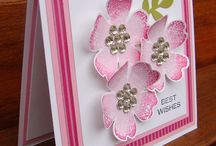 My Handmade Cards / A pin board of my handmade greeting cards, invitations and other papercraft projects.