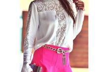 Bluze / Bluzele sunt ideale pentru orice fel de tinuta vestimentara.#TopFashion va prezinta o gama variata de #bluze, modele si materiale deosebite. http://topfashion.com.ro/imbracaminte/bluze.html