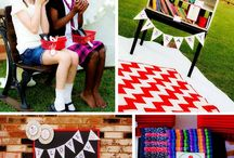 Kids Party Tablescapes