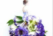 tekenopdr bloemen