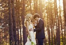Woodsy Wedding