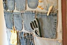 Jeans to recycle
