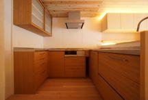 木のマンションリノベーション / 設計・監理:近藤晃弘建築都市設計事務所