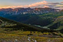 Rocky Mountain National Park / Rocky Mountain National Park, Colorado, near Denver - absolutely stunning!