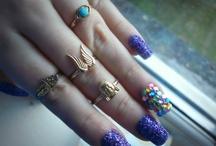 nail and ring