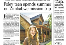 Aug. 22 front page / by St. Cloud Times newspaper/online