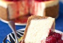 Cheesecakes! / by Kimberly Desiderio