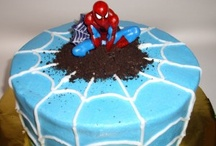 Vintage Spiderman Party Inspiration