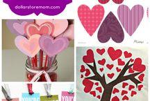 Valentine's / by Chelsey Koch