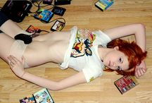 Geek girl / Zyunka Muhina http://jane-po.deviantart.com/
