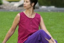 Yoga Clothes by MANTA WEAR / Like all MANTA WEAR™ Clothes, our women's cotton yoga clothes are made from MANTA -100% all-natural cotton. Unlike the cotton fabric used in conventional cotton women's yoga clothes, Manta Yoga Clothes are neither mass-produced nor processed with harsh chemicals. And you can really feel the difference! We believe MANTA WEAR™ yoga Clothes are truly the world's most comfortable cotton women's yoga wear.