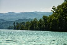 Photography of Lakes of South Carolina / South Carolina Lakes