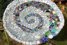 Mosaic bowls yvw