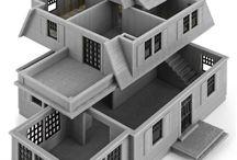 modely domů