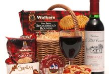 Thank You Hampers / There's no better way to say thank you than with one of our specially selected gift hampers.