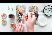 ColourArte - Silks Acrylic Glaze