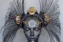 Headpieces / Gorgeous Headpieces found on Pinterest!