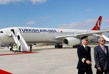 77 Έλληνες πιλότοι πετούν με την Turkish Airlines.