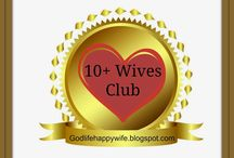 10+ Wives Club / Celebrating proud wives who have been married 10 years or more. These wives are sharing their marriage stories of love, joy & lasting marriage. If you would like to be a part of the 10+ Wives Club please contact Sherri (godlifehappywife@gmail.com)