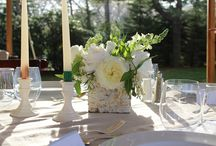 Wedding cakes, flowers, and more