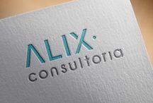 Criativamos para Alix Consultoria / Simone tem bastante experiência na Área de Consultoria Tributária. Quando decidiu começar o próprio negócio. Focada e determinada, contou com a Criativamos para desenvolver toda a identidade e materiais da marca. Ela ficou apaixonada!