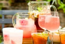 Summer Drinks Recipes / Our favourite refreshing summer cocktails. From a classic pimms recipe to a cooling aperol fizz.