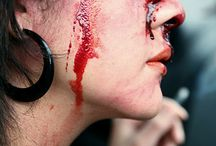 accident make up