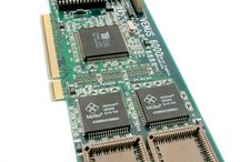 Venus of Heraklion / A device that controls the display of a computer. It connects to the motherboard via a PCI bus and a plate at the connector side can be fastened to the PCI bracket of the computer case with screws. The monitor cable can be connected to the VGA connection at the end of the card and can be fastened with screws.