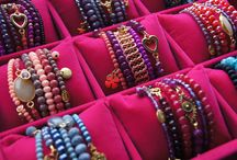 Armbanden FLASHY / Handgemaakte sieraden met zorg en veel liefde gemaakt. www.mixenmatchsieraden.nl