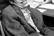 Stephen Hawking & the alike / and other scientists too / inspiration to us ALL