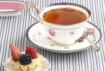 Tea Party! / Tea is among the girliest things I do.  Therefore it deserves an exclamation point to set it apart.  / by Heather Parish