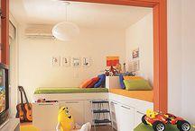 Beds for kids / by Jennifer Wampler