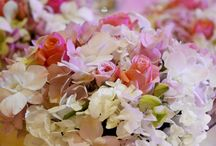 Peaches and Corals / Aghareed Weddings. Dubai. Peaches and Corals colour palette.