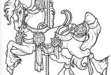 Chevaux de carrousel