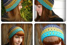 Crochetalicious Headgear