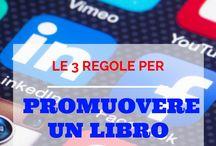 Promuovere - Book Marketing tips / Consigli di promozione editoriale, Book marketing tips