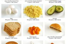 Food Info / by Sonia Solis