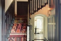 Grand entrance / Setting the tone for your space from the moment you walk through the front door