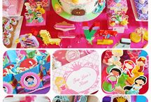 Princess Party / by Jessica Fretwell