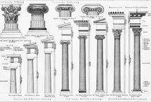 Arquitetura Clássica/gótica/renascentista