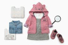 prendas y accesorios bebés y niños