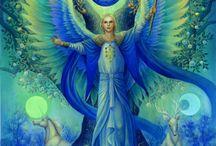 fantazia angyalok