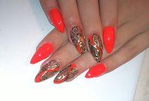 Nails/painting