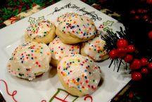 Food - Cookies / by Kathy LaFerrara