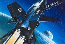 X 15 Rocket plane