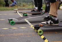 Longboarding / All about downhill speed, free ride, cruising and longboarding community