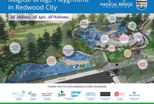 Redwood City Groundbreaking 11.03.17 / Magical Bridge Playground in Redwood City Groundbreaking Ceremony.  We hope to open to the public in Winter 2018.   For more information at Magical Bridge Playground in Redwood City, kindly visit here:  http://www.magicalbridge.org/redwoodcity
