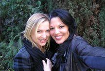 Callie Torres y Arizona Robbins