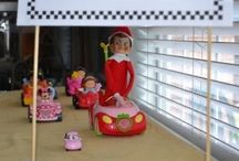 Elf on the Shelf / by Stacy 'Swift' Muehlemann
