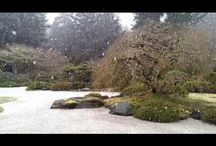 Videos of Portland Japanese Garden / Enjoy the Portland Japanese Garden in every season. Visit our YouTube channel to view videos of our events, demonstrations, and seasonal changes: https://www.youtube.com/user/PdxJapaneseGarden/featured